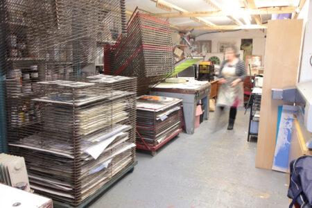 Hippo Screen printers press studio